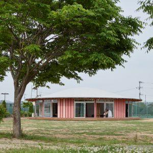 相馬 こどものみんなの家 - 設計: 伊東豊雄建築設計事務所 +   クライン ダイサム アーキテクツ 施工 シェルター