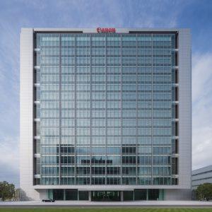 キヤノン川崎事業所高層棟