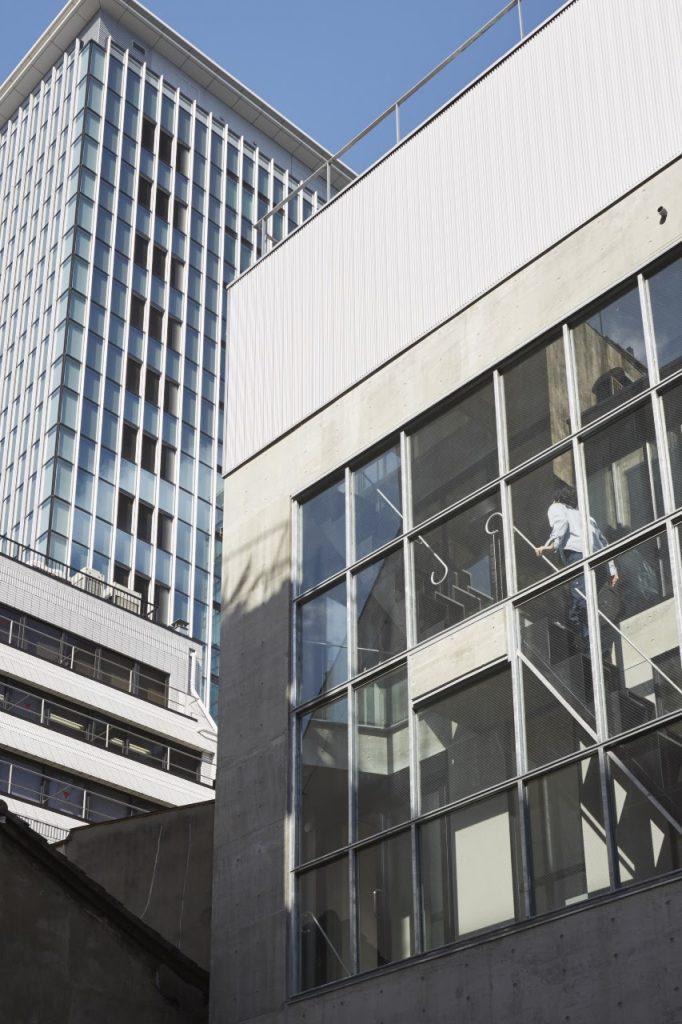 新建築 2015年12月号 小淵沢アートヴィレッジ