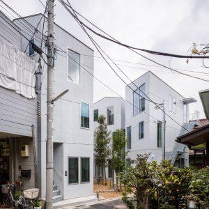 東新宿テラス - 設計: 伊藤博之建築設計事務所 施工: サンオアシス