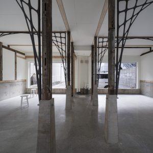 日本橋旧テーラー堀屋改修 - 設計: 三井嶺建築設計事務所 施工: 分離発注