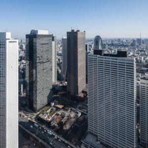 新宿三井ビルディング改修工事
