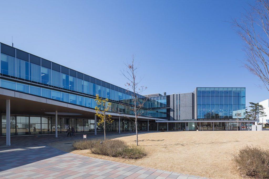 新建築 2016年4月号 シーパルピア女川 SEAPAL - PIER ONAGAWA