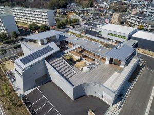 あまねの杜保育園 - 設計: 相坂研介設計アトリエ 施工: 木村建設工業