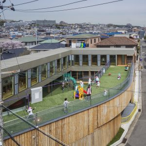 たけの保育園 - 設計: 菅匡史建築研究所 施工: 吉川組