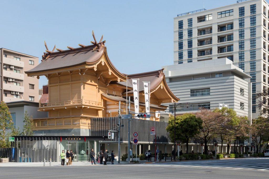 新建築 2016年6月号 東急プラザ銀座 TOKYU PLAZA GINZA