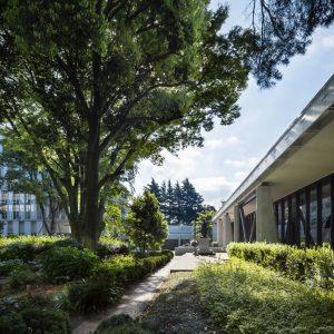 東京経済大学 大倉喜八郎進一層館 (改修) ・新図書館・5号館
