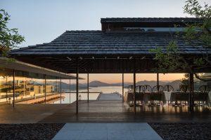 エレテギア キッチン & ダイニング - 設計: 中村拓志 / NAP建築設計事務所 施工: 大和建設