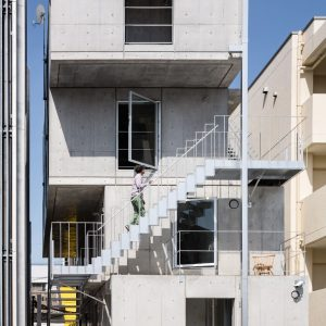 CASA ESPIRAL - 設計: 佐藤森 / + ○一級建築士事務所 施工: クサカ建設
