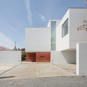山手の集合住宅 - 設計: 田井勝馬建築設計工房 施工: 岩本組