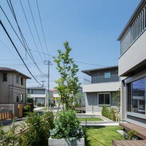 白岡ニュータウンプロジェクト - 設計: RFA 施工: イトーピアホーム