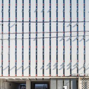 西長堀アパート - 設計: URリンケージ西日本支社 施工: 淺沼組