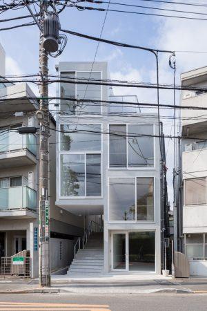 PROTO passo - 設計: 納谷学 + 納谷新 / 納谷建築設計事務所 施工: 江中建設