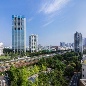 住友不動産 新宿ガーデンタワー - 設計: 日建設計 施工: 大林組