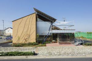 Ono-Sake Warehouse - 設計: Eureka + G architects studio 施工: こころ建築設計