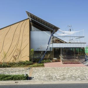 Ono-Sake Warehouse - 設計: Eureka + G architects studio 施工: こころ建築設計