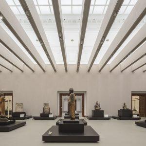 奈良国立博物館なら仏像館展示室改修 - 設計: 栗生明 + 栗生総合計画事務所 施工: 奥村組