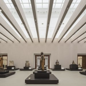 奈良国立博物館なら仏像館展示室改修