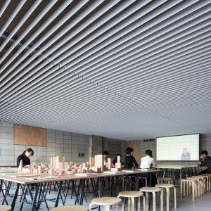 芝浦まちづくりセンター - 設計: 芝浦工業大学西沢大良研究室 施工: 泰進建設 + 八十堂