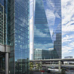 六本木三丁目東地区第一種市街地再開発事業 - 施工: 大成・大林建設共同企業体