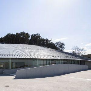 城西大学坂戸キャンパス 水田三喜男記念館