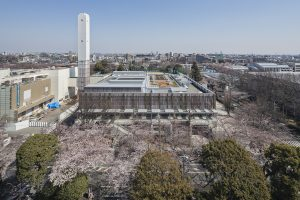 武蔵野クリーンセンター - 設計: KAJIMA DESIGN 施工: 鹿島建設