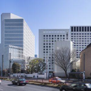 上智大学四谷キャンパス6号館 (ソフィアタワー)
