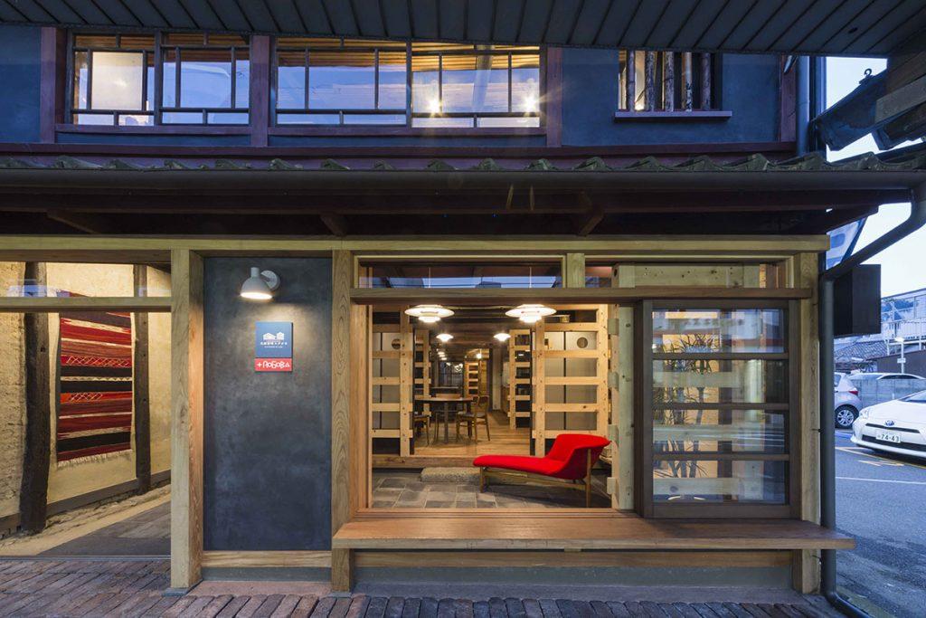 新建築 2018年4月号 港区立郷土歴史館等複合施設 (ゆかしの杜) Minato City Local History Museum and Complex Facilities