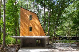 森のゲストハウス