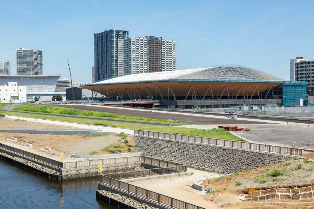 新建築 2019年9月号 開催まで1年 東京2020大会会場整備 1 Year Until the Tokyo 2020 Olympics