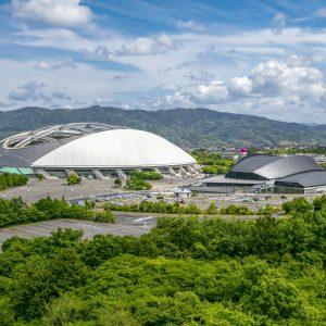 昭和電工(大分県立)武道スポーツセンター