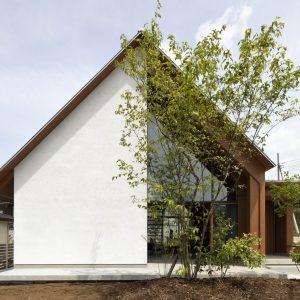 箱根西麓の家