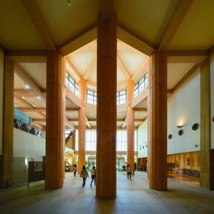 南陽市文化会館