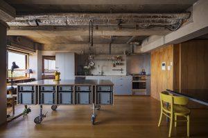 建築家のキッチン02:ルームN