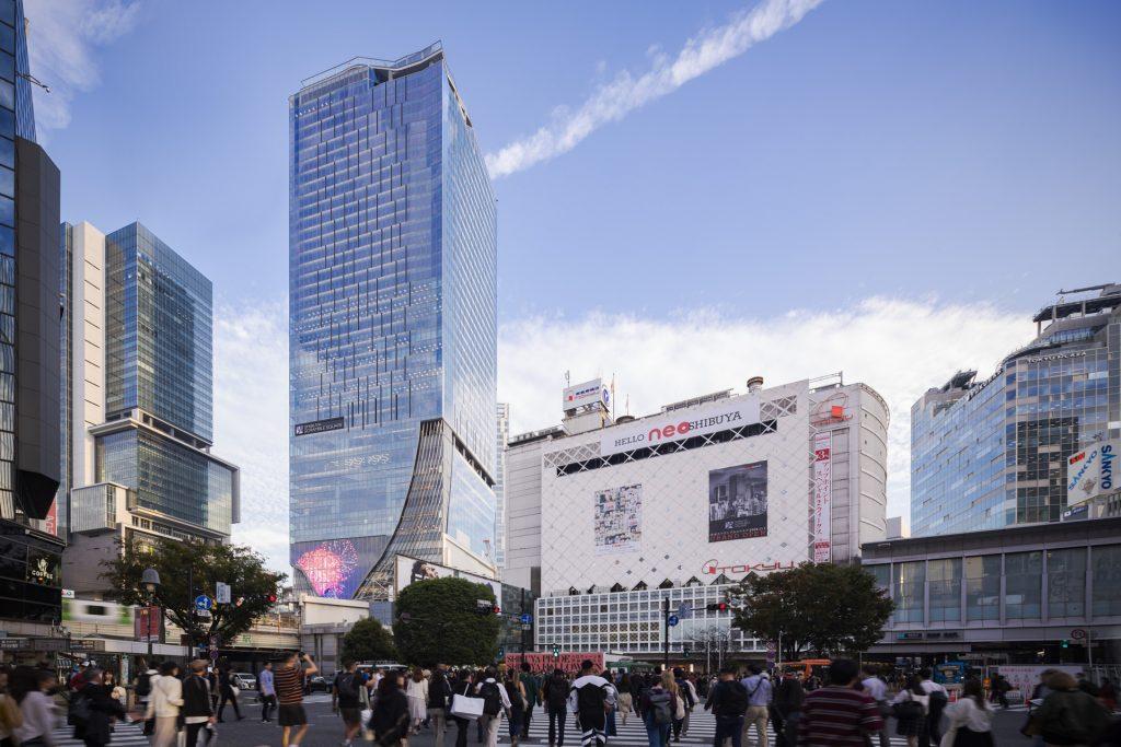 新建築 2019年12月号 渋谷スクランブルスクエア第I期(東棟)