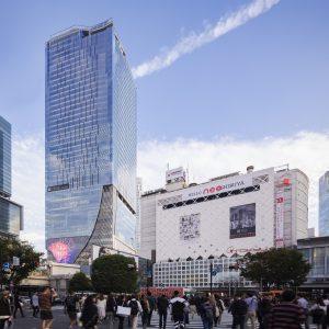 渋谷スクランブルスクエア第I期(東棟)