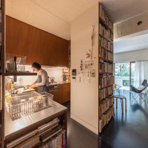 建築家のキッチン01:ルームK