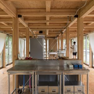 建築家のキッチン05:house T / salon T