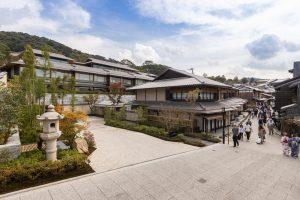 sk2001 京都東山計画(山荘 京大和・パーク ハイアット 京都)
