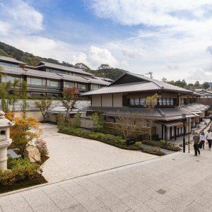 京都東山計画(山荘 京大和・パーク ハイアット 京都)