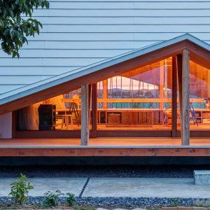 hara house /中之島の家