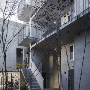 関町東の集合住宅 KOMORE Bldg.