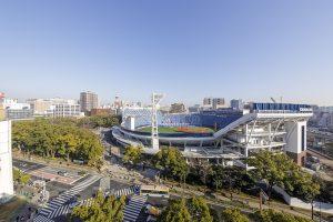 横浜スタジアム増築・改修