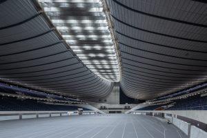 国立代々木競技場耐震改修等工事プロジェクト(第一体育館等)