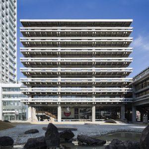 香川県庁舎東館耐震改修工事