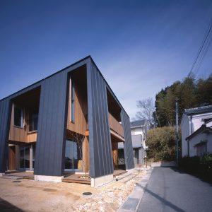 奈良法連町の住宅