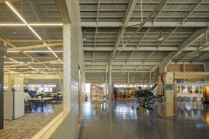 ウッディパーツ第2工場オフィスプロジェクト