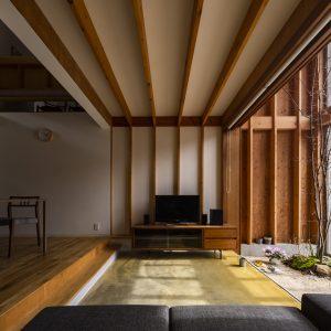 一ツ木の住宅