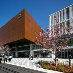 桜美林大学新宿キャンパス