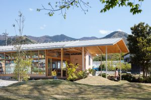 保育園の家